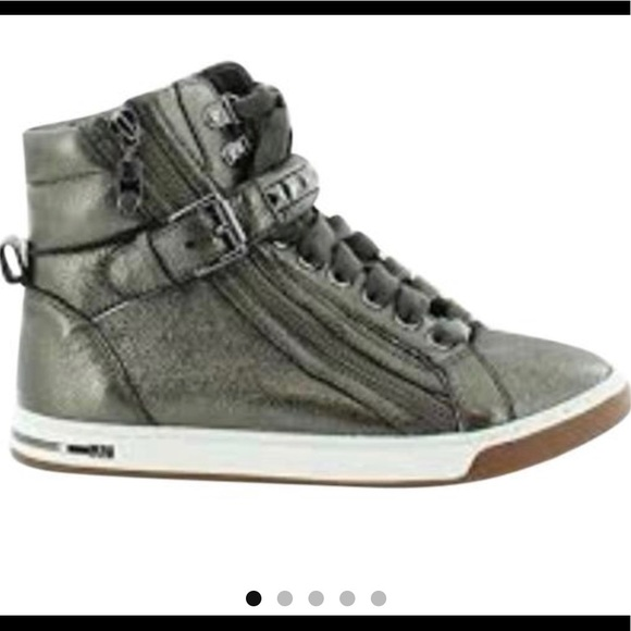 Michael Kors Shoes - Limited Edition Michael Kors Hightop Sneakers